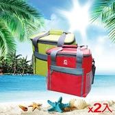2件超值組GRIZZLY保冷袋GLB1900R-綠(19L)【愛買】
