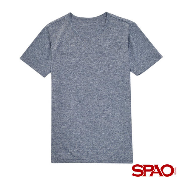 SPAO男款涼感圓領短袖T恤-共4色