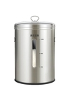 米桶 304不銹鋼米桶家用防蟲防潮50斤裝食品級米缸小號密封加厚儲米箱【八折搶購】
