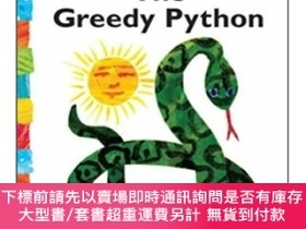 二手書博民逛書店The罕見Greedy Python Board BookY454646 Richard Buckley(理查