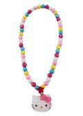 【卡漫城】 Hello Kitty 項鍊 彩珠 ㊣版 玩具 韓版 小女孩 扮家家酒 打扮 裝扮 項鏈 兒童 飾品 造型