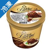 杜老爺enjoy冰淇淋-比利時巧克力733±15g/桶【愛買冷凍】