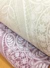 碧多妮寢飾-浪漫印花蕾絲風-60支紗精梳綿-淨重0.5公斤長纖維純蠶絲-雙人涼被-[P2150]