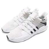 【六折特賣】adidas 復古慢跑鞋 EQT Equipment Support ADV 白 黑 編織鞋面 運動鞋 男鞋【PUMP306】 CQ3002