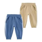 兒童短褲夏裝2歲寶寶童裝七分褲3小童中褲男童褲子休閒褲夏季褲子