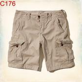 HCO Hollister Co. 男 當季最新現貨 短褲 HCO C176
