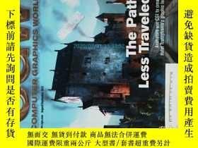 二手書博民逛書店CGW罕見Computer graphics world (Magazine) 08-09 2012 計算機圖形學
