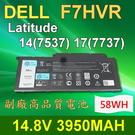 DELL F7HVR 4芯 日系電芯 電池 F7HVR T2T3J 451-BBEO Inspiron 15 7000 Inspiron 17 7746 17-7746 N7746
