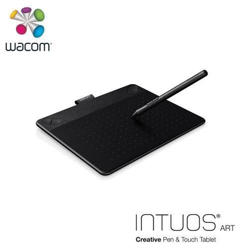 【台中平價鋪】 全新 Wacom Intuos Art 藝術 CTH-490/K0-CX 創意觸控繪圖板-經典黑(S) 一年保固