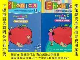 二手書博民逛書店Learning罕見to Read with Phonics英語
