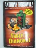 【書寶二手書T2/原文小說_ACK】Three of Diamonds_Anthony Horowitz