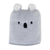 【預購】CB JAPAN 動物造型超細纖維擦頭巾│三款無尾熊灰