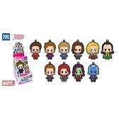 T-ARTS Marvel Xbuddies 漫威 復仇者聯盟 軟膠吊飾抽抽包 (十入)_TA53794*10