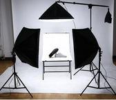 led攝影棚補光燈套裝小型拍攝設備淘寶靜物產品大型拍照道具