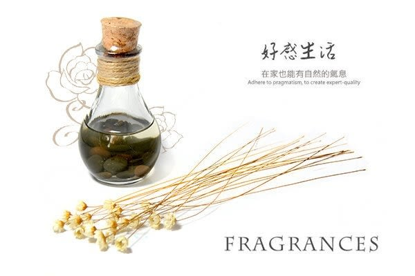 【完全計時】輕巧好感生活 香氛組 乾燥花 玻璃瓶 內附一款精油 禮物 舒眠  薰衣草 50ml精油
