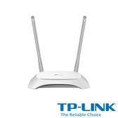 [富廉網]【TP-LINK】TL-WR840N 300Mbps VER6.2 無線網路wifi路由器