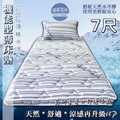 【嘉新名床】厚10公分/ 雙人特大7尺 【標準款。日本iCOLD雙倍冰涼床墊 】天然水冷膠安全舒適透氣