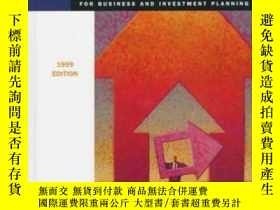 二手書博民逛書店Principles罕見Of Taxation For Business And Investment Plann