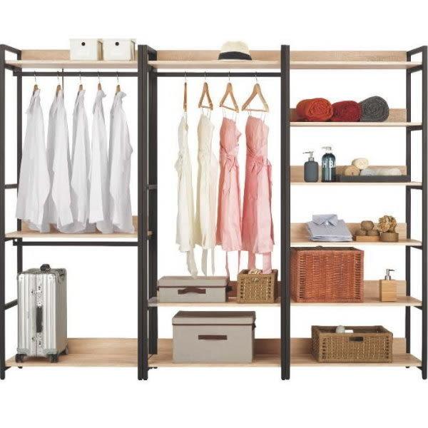 衣櫃 衣櫥 MK-071-6 艾麗斯7.8尺組合衣櫥 【大眾家居舘】