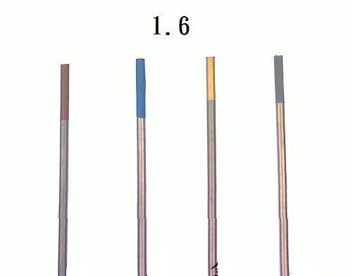 焊接五金網-氬焊用 - 金色錸鎢棒 1.6