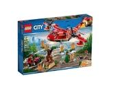 【LEGO樂高】City - Fire Plane #60217