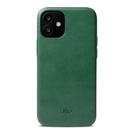 Alto iPhone 12 mini 真皮手機殼背蓋 5.4吋 Original 360 - 森林綠【可加購客製雷雕】皮革保護套