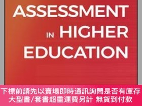 二手書博民逛書店預訂Planning罕見And Assessment In Higher Education: Demonstra