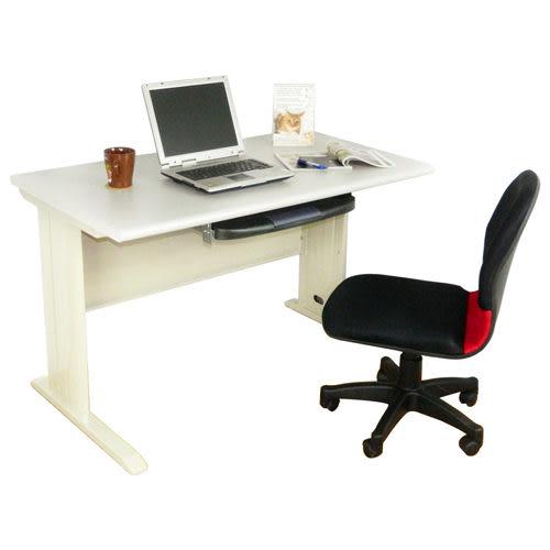 【時尚屋】4尺CD灰色辦公桌椅組Y94-6A台灣製/免運費