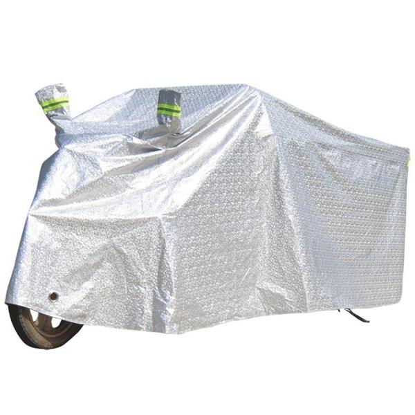 電動三輪車遮雨罩車衣防水雨披電瓶車摩托車通用加厚防曬防雨車罩 ATF 夏季狂歡