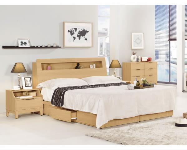 床頭櫃【YUDA】達拉斯 1.65尺 一抽 床頭櫃/床邊櫃/床邊箱 J8M 111-7