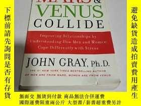 二手書博民逛書店WHY罕見MARS AND VENUS COLLIDE(英文)Y