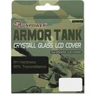 SUNPOWER 防爆水晶玻璃硬式保護貼 相機螢幕保護貼 適用型號 (詳內文) 原價$690