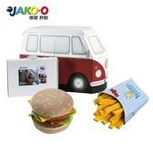 JAKO-O德國野酷-VW快餐車漢堡超值組