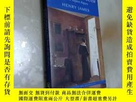 二手書博民逛書店HENRY罕見JAMES Hhe Turn of the screw THE ASPERN PAPERSY12