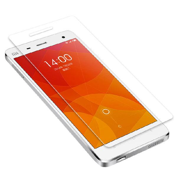 XiaoMi 透明高清玻璃 小米 4吋 正/單面 9H高硬度 手機螢幕透明玻璃 提供多型號