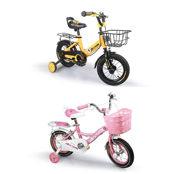 【親親 Ching Ching】12吋腳踏車 ZS2250P/ZS2250BK
