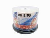 【熊熊e-shop】空白光碟 PHILIPS DVD+R 8X 50片