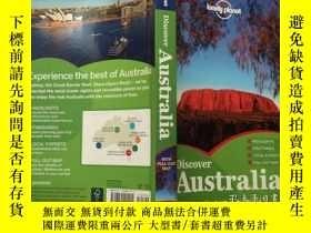 二手書博民逛書店Lonely罕見Planet: Discover Austral