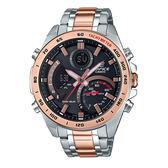CASIO 手錶專賣店 ECB-900DC-1A 雙顯賽車型男錶 太陽能 智能手機連接 防水100米 ECB-900DC