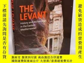 二手書博民逛書店The罕見Levant history and archaeol