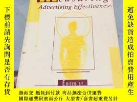 二手書博民逛書店Measuring罕見Advertising Effective