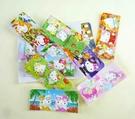 【震撼精品百貨】Hello Kitty 凱蒂貓~KITTY貼紙-方形貼紙-聖誕節