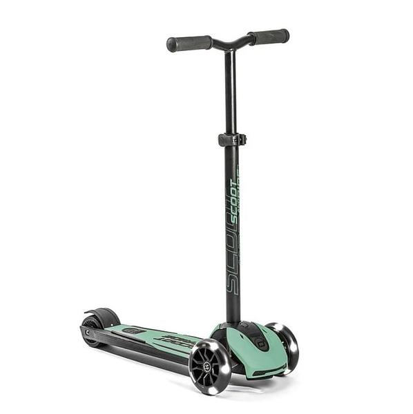 奧地利 Scoot & Ride Cool Kick5 滑板車/滑步車-森林綠