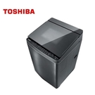 TOSHIBA*東芝 17公斤 鍍膜奈米泡泡雙渦輪洗衣機AW-DMUH17WAG