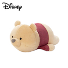 【日本正版】小熊維尼 電影版 麻吉好朋友 玩偶 娃娃 Mocchi-Mocchi Winnie 摯友維尼 迪士尼 Disney - 213229