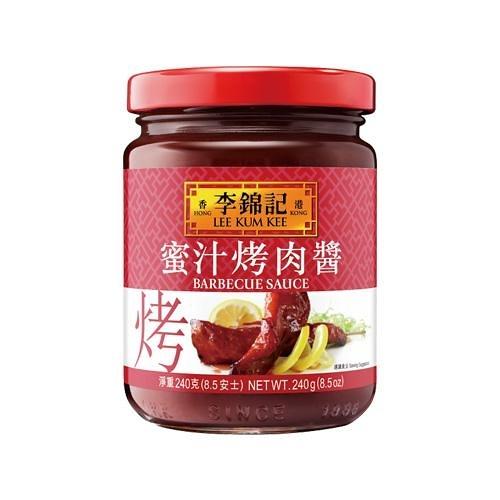 超值2件組李錦記蜜汁烤肉醬240g/罐【愛買】