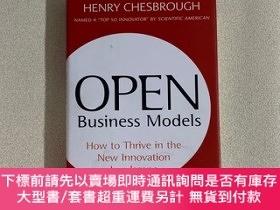 二手書博民逛書店Open罕見Business Models:How to Thrive in the New Innovation