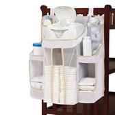 嬰兒床收納袋嬰兒床頭掛袋收納袋嬰兒護理用品袋尿不濕置物袋床掛袋可以水洗【端午鉅惠】
