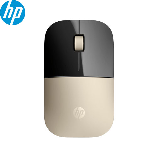 HP Z3700(X7Q43AA)無線滑鼠(2.4GHz/1200dpi/金色)