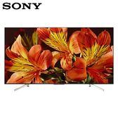 [Sony 索尼] 49型4K HDR 聯網平面電視 KD-49X8500F